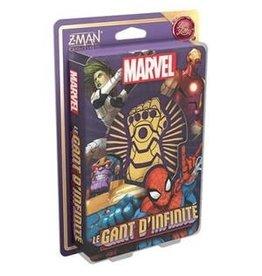 Z-man games Le Gant d'infinité - Un jeu de Love Letter (FR)
