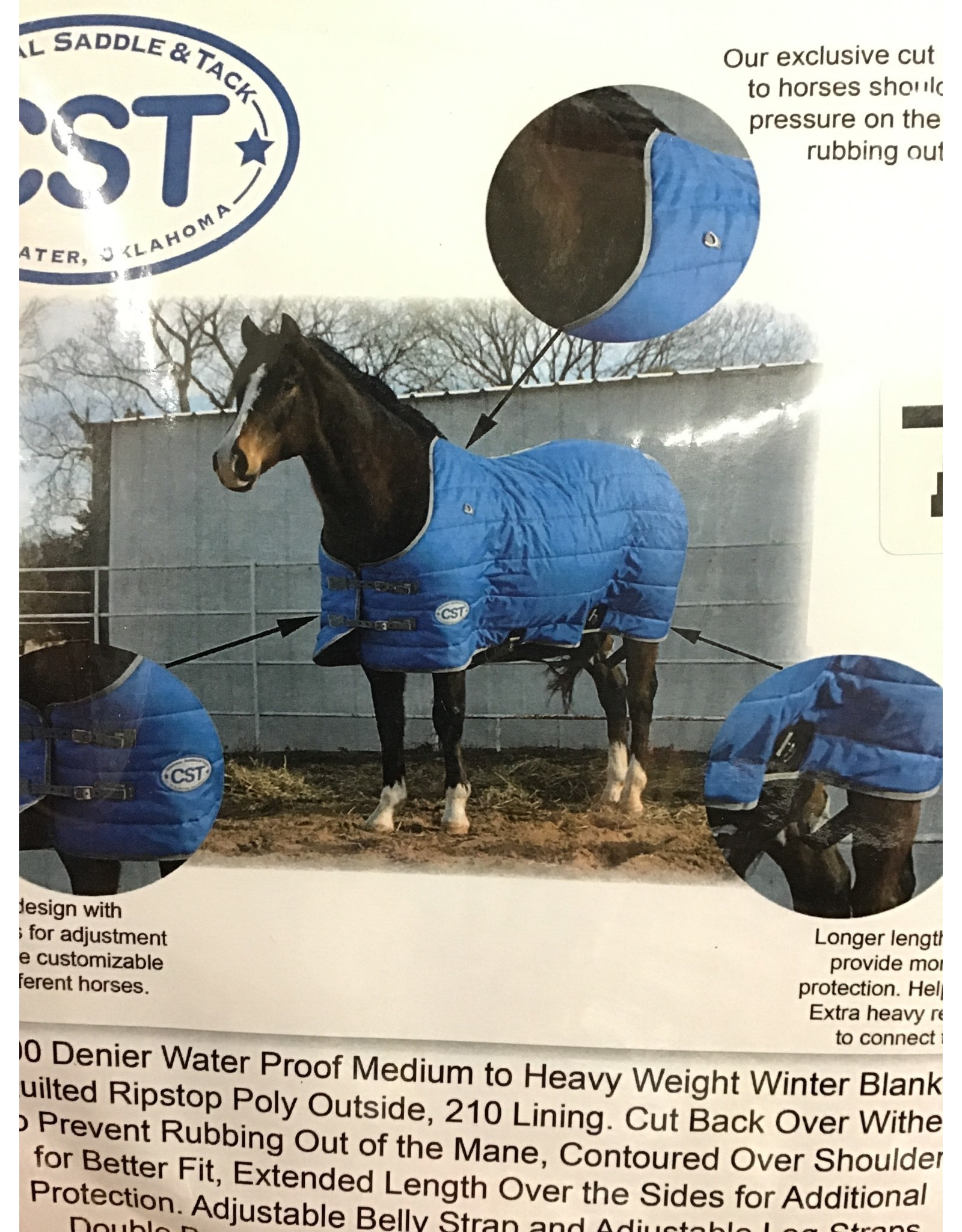 CST Winter Blanket