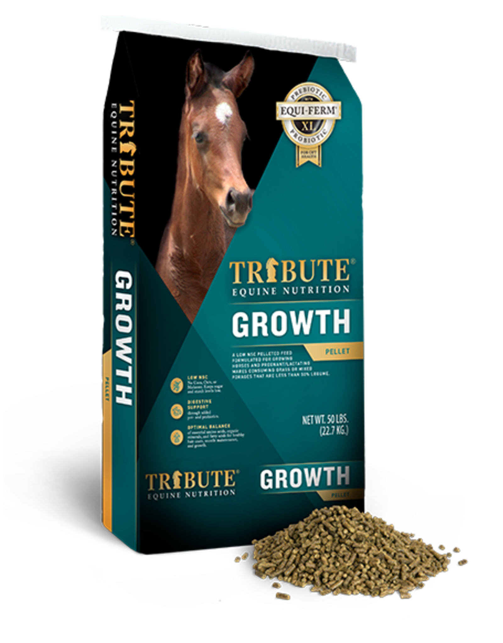 Tribute 916P Tribute Growth Pellet 16/8/12