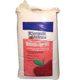 Seminole Feed 531 Wellness Equi-Safe Forage 40#.   8/4/25