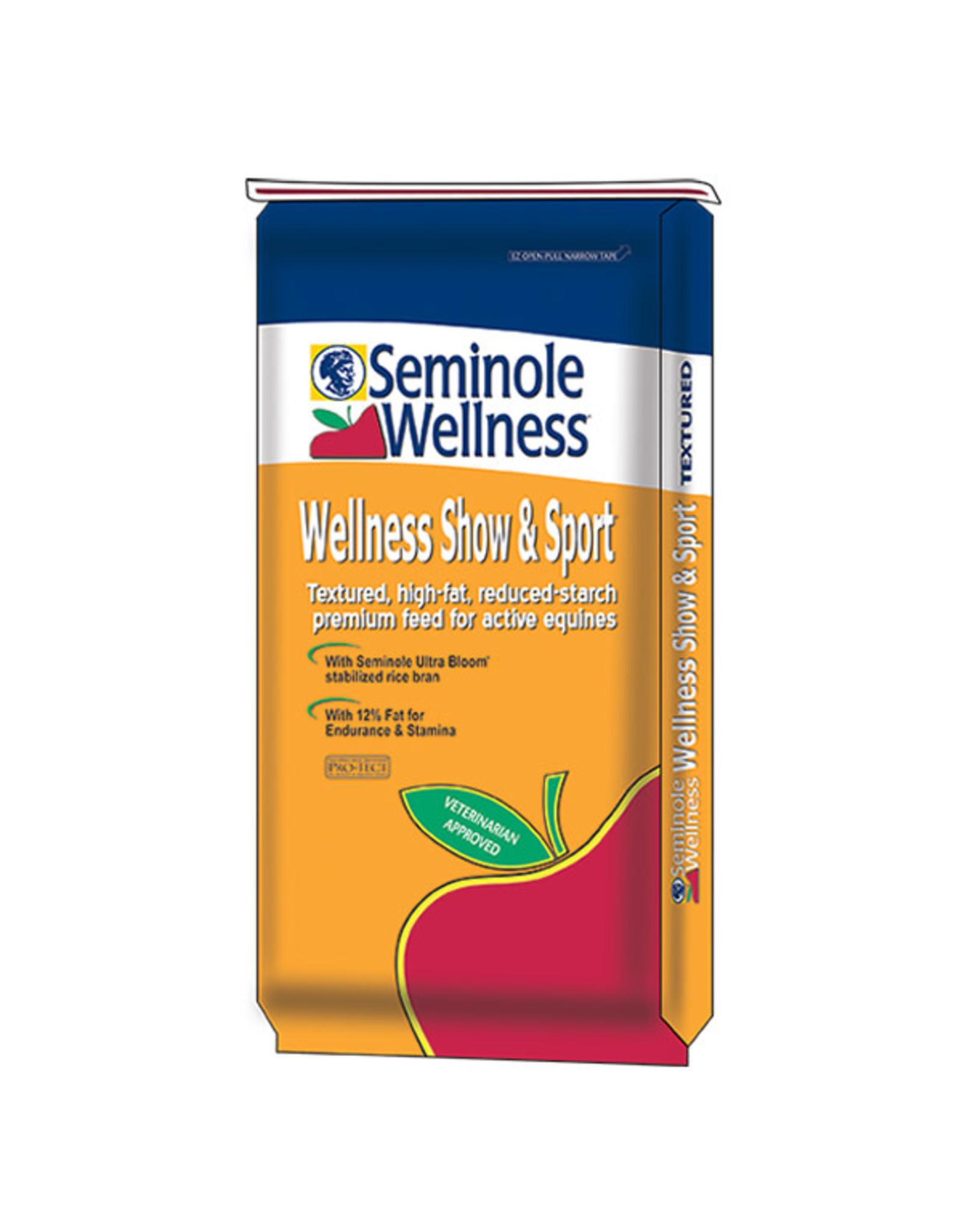 Seminole Feed 525 Wellness Show and Sport.     12/12/16