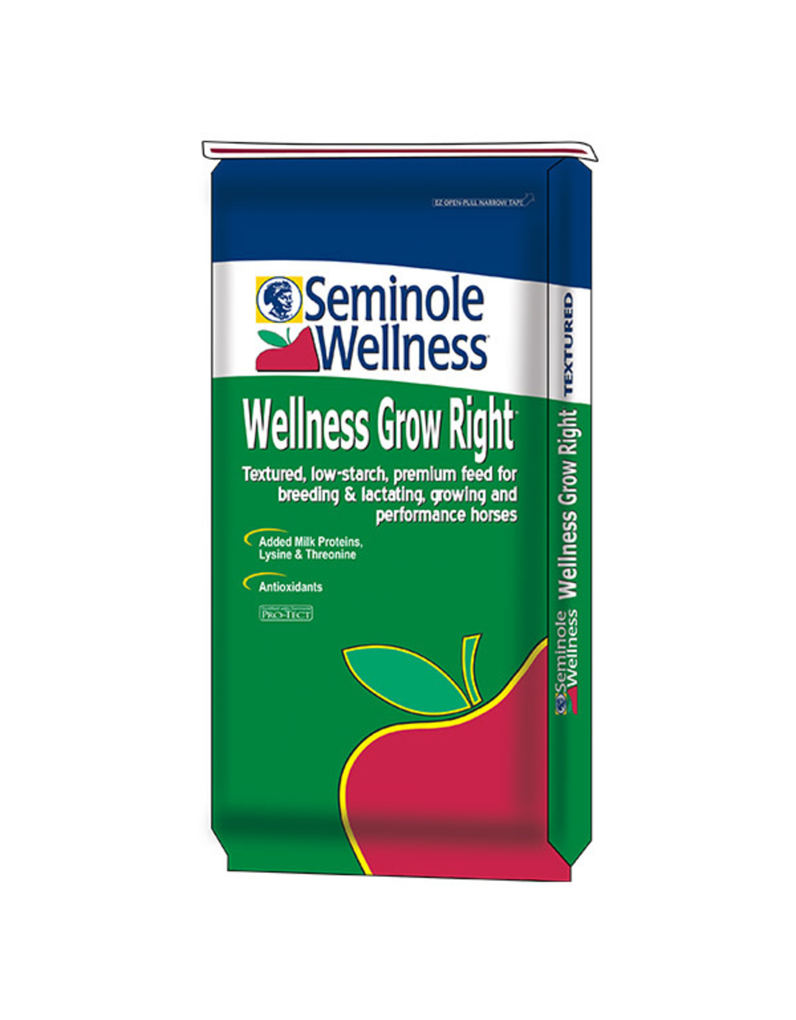 Seminole Feed 521 Wellness Grow Right Textured