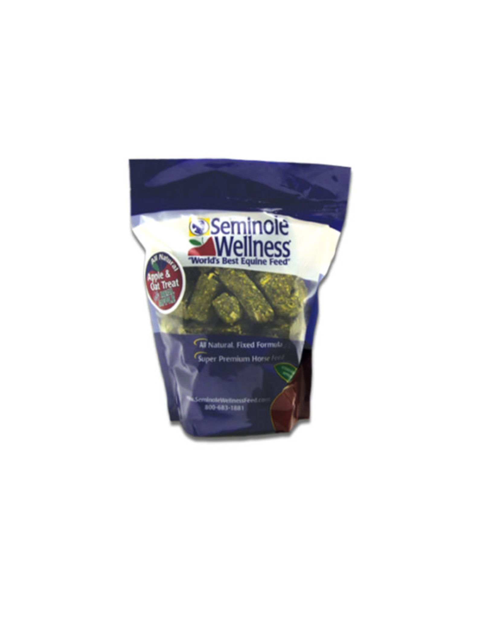 Seminole Feed Seminole Wellness Apple & Oat Treats 8#