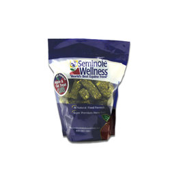 Seminole Feed Seminole Wellness Apple & Oat Horse Treats, 1 lb