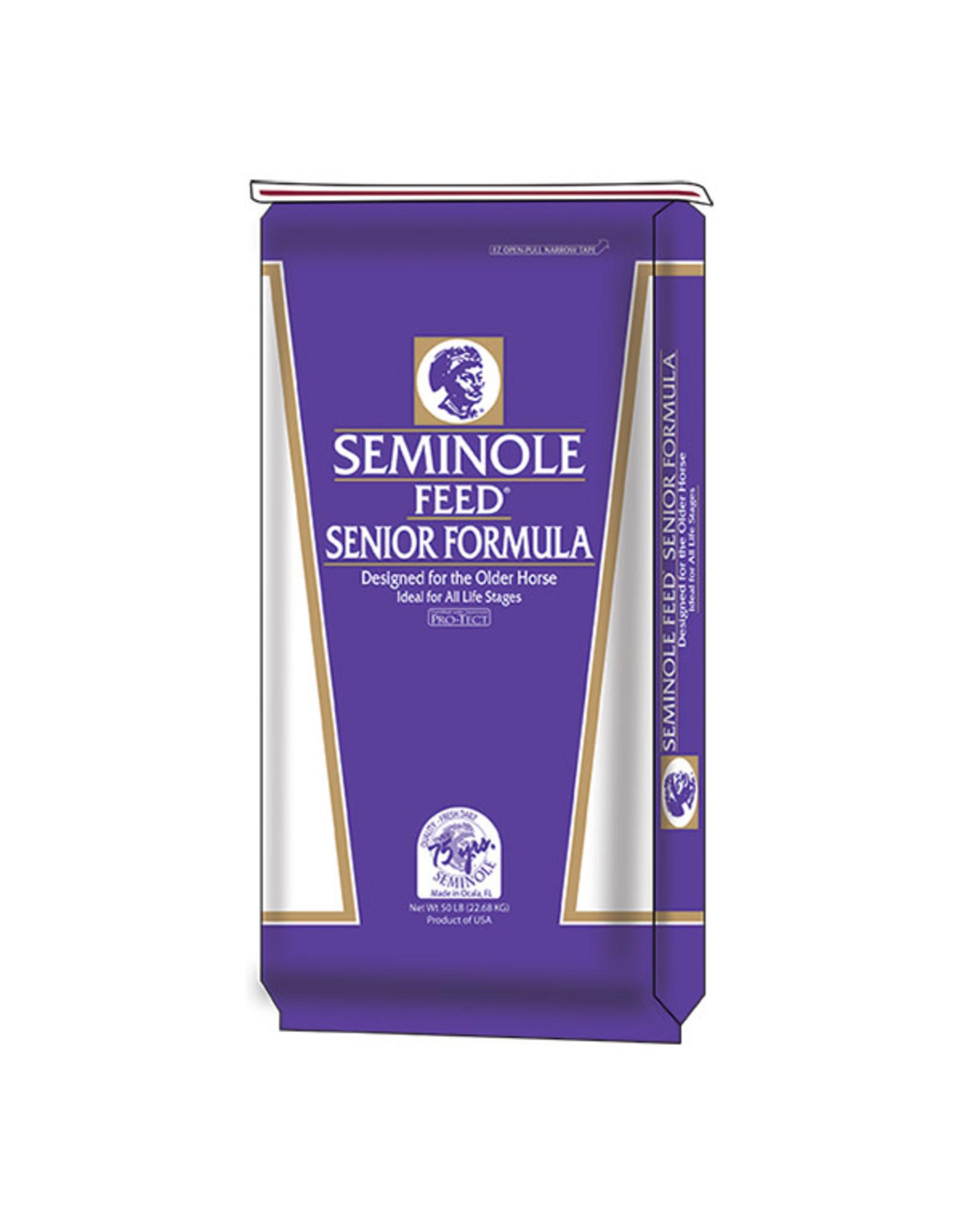 Seminole Feed 84061 Seminole Senior Formula    14/7/16