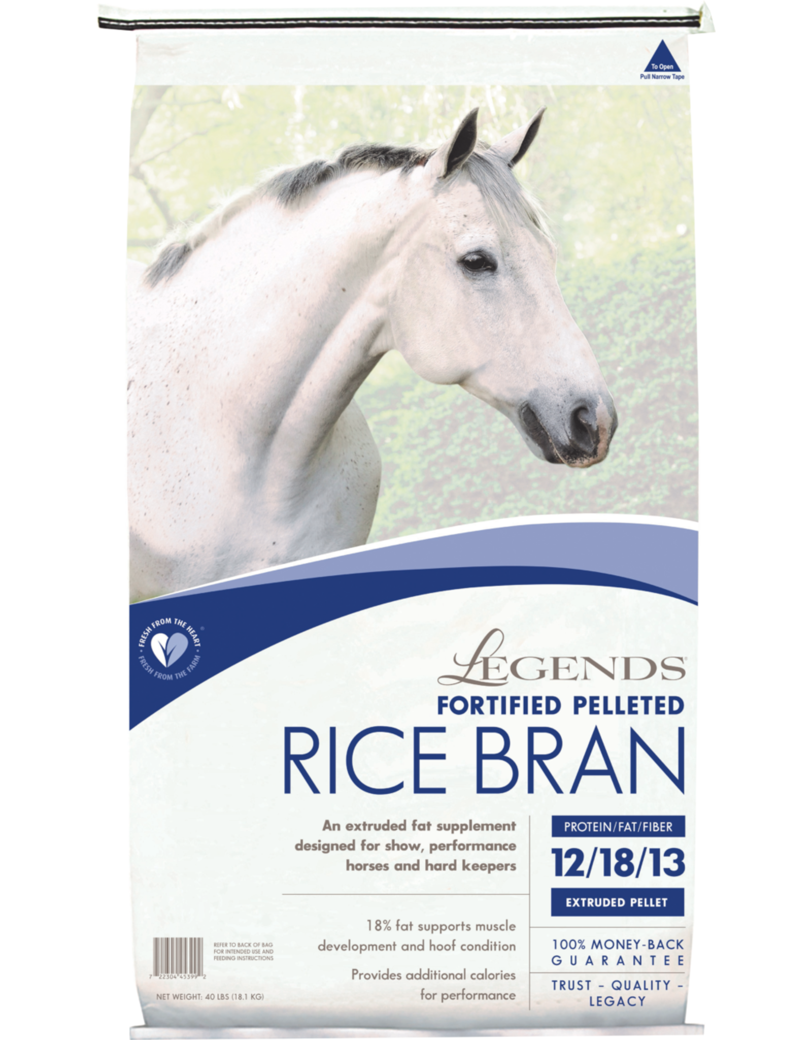 Legends Legends Rice Bran 12/18/13