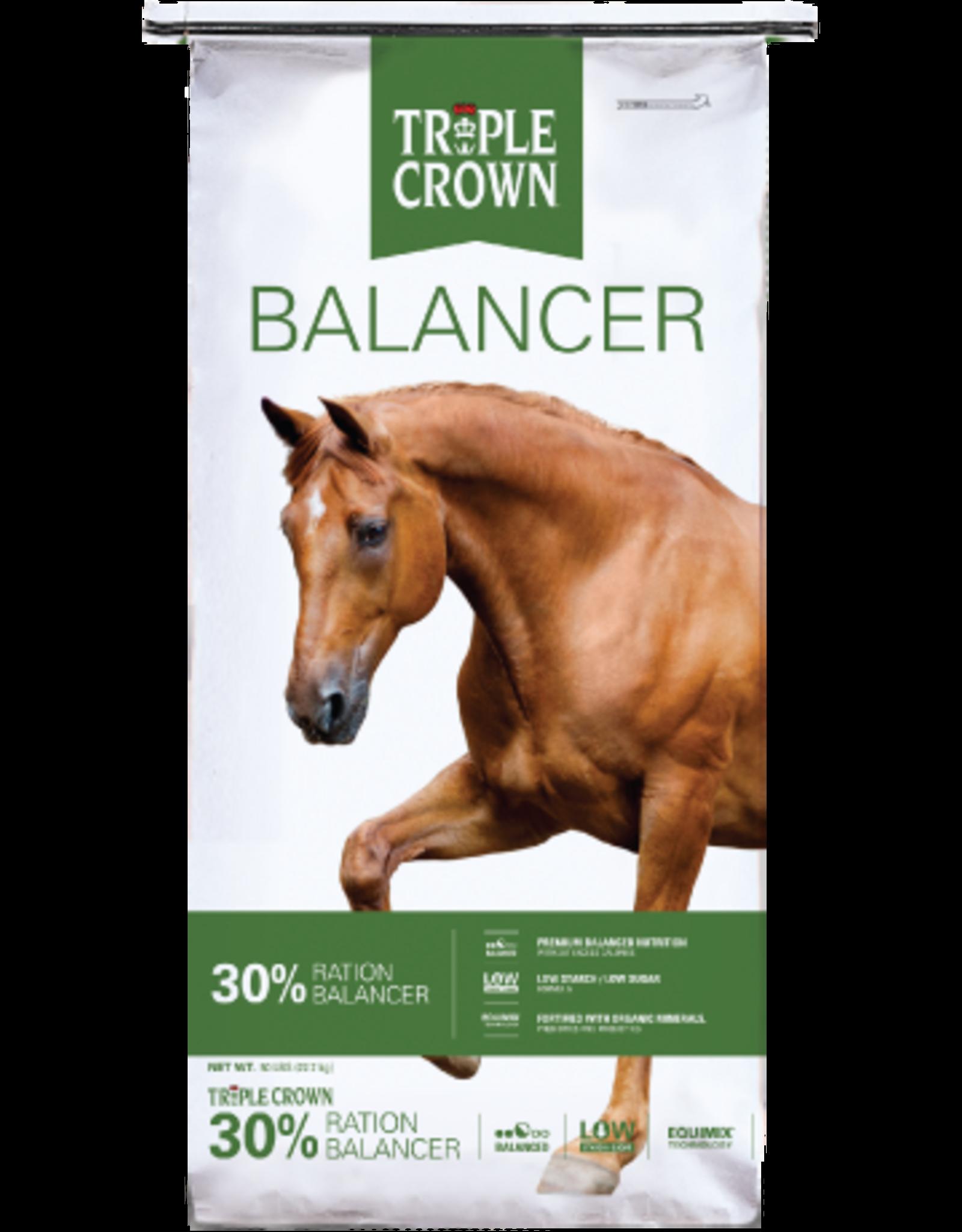 Triple Crown Triple Crown 30% Ration Balancer 50# 30/3/4