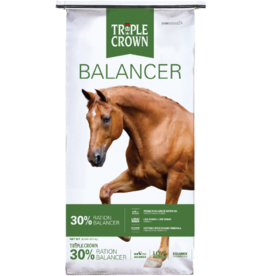 Triple Crown Triple Crown 30% Ration Balancer 50# 30/3/4