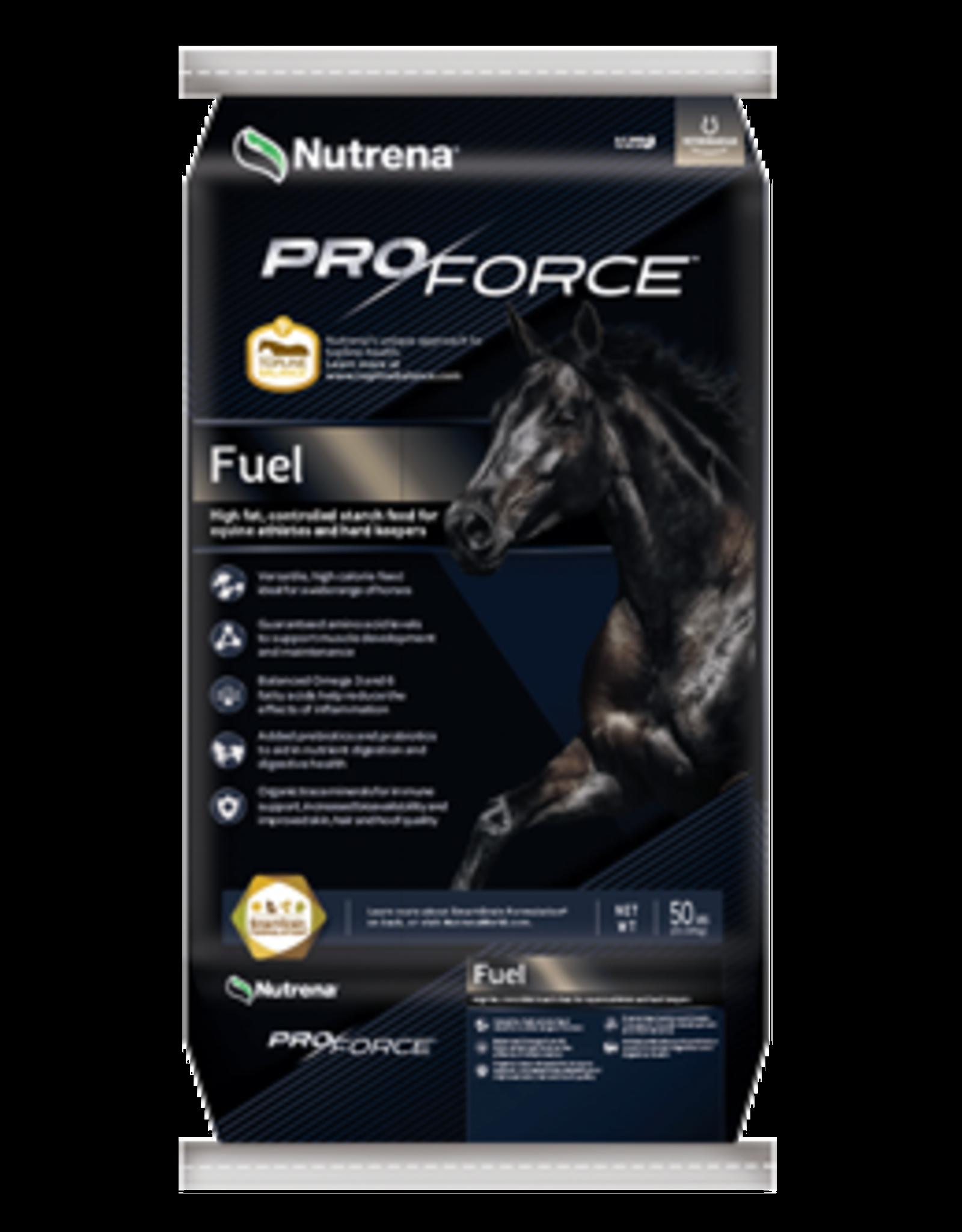 Nutrena ProForce Fuel 12/13/10