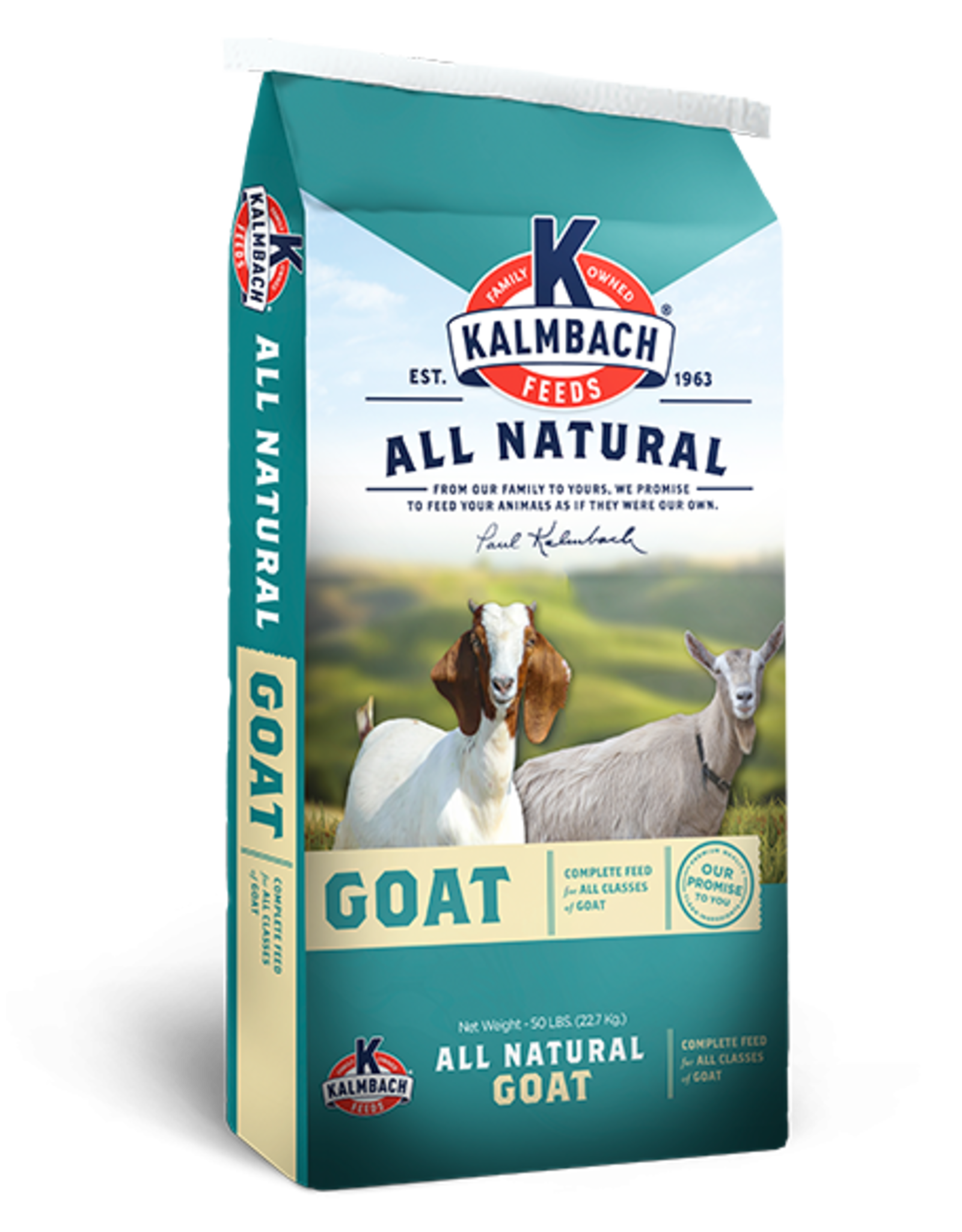 Kalmbach 6016GT Game Plan All Natural Milk & Meat Goat Pellet