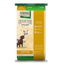 Cargill CF Goat & Sheep 17% Textured Feed