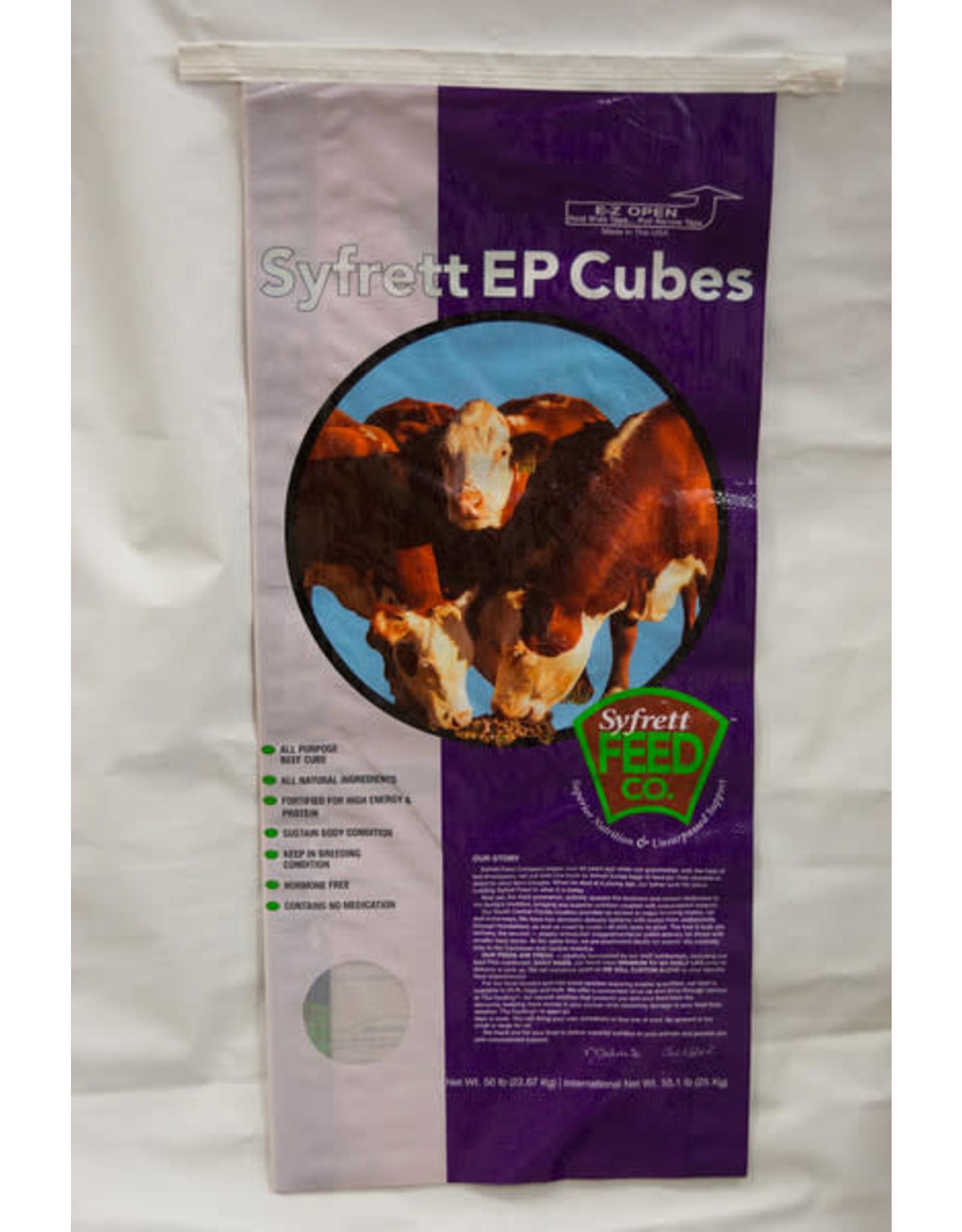 Syfrett Feed 2-1046  Syfrett 20% Cattle Cube Contains Urea  20/3/9