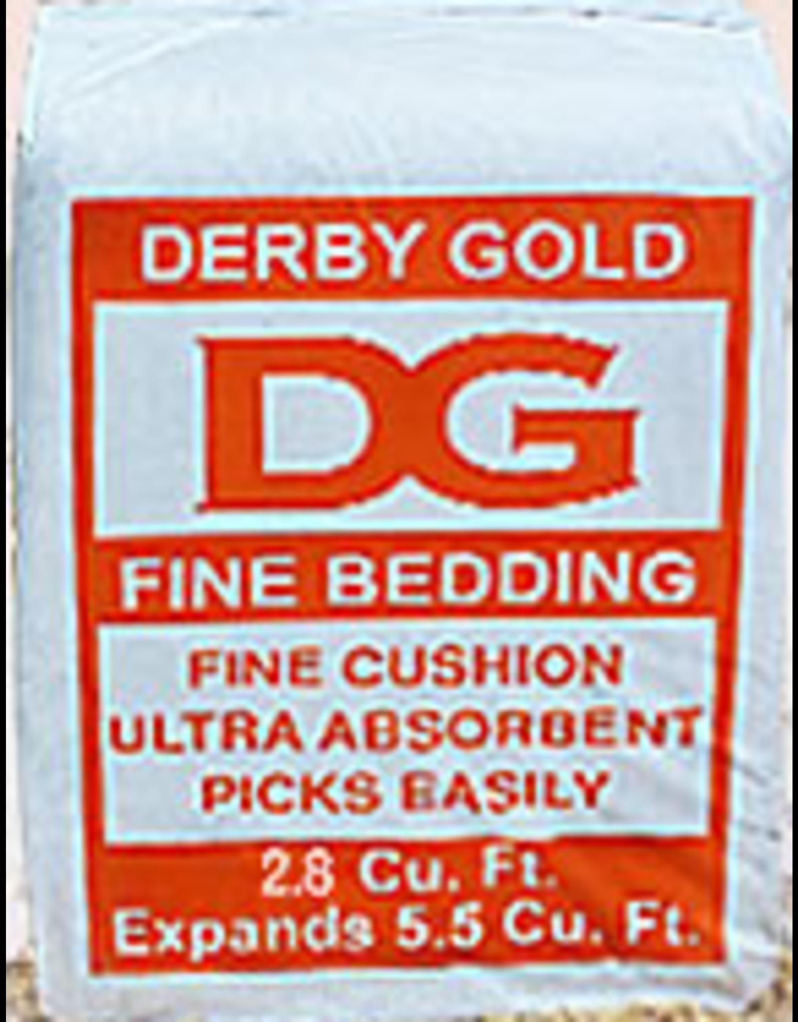 Derby Gold Fine,  5.5 CF (Orange Bag)
