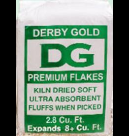 Derby Gold Premium Flakes Bales 7.0 CF (Green Bag)
