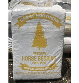 Great Northern Blended Shavings 8cf (Yellow Bag)