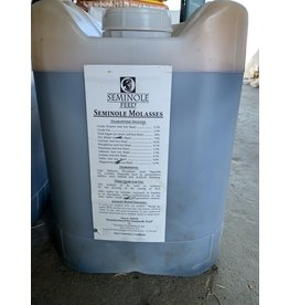 Seminole Feed 100638  Molasses Liquid 5 gal