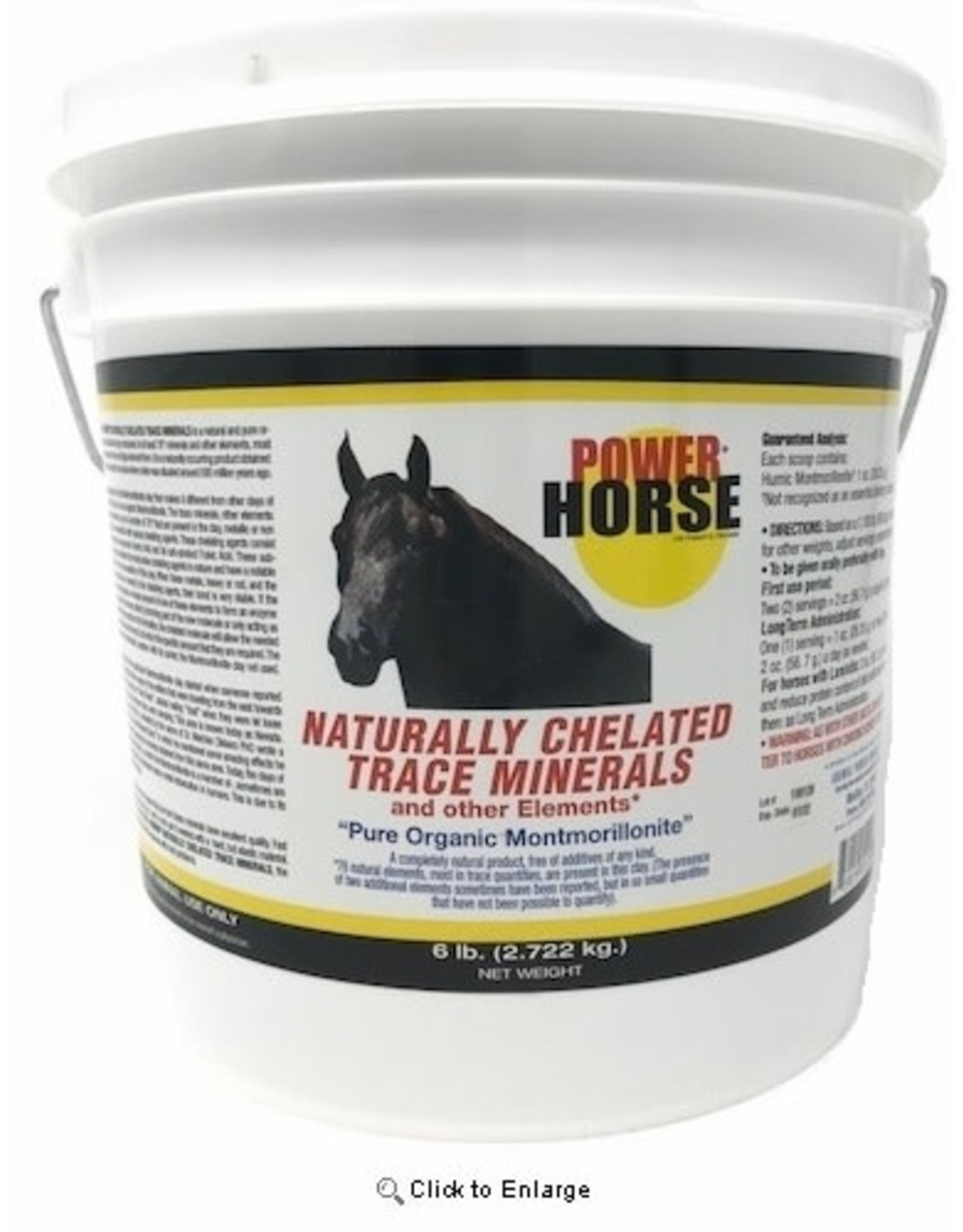 Power Horse Trace Mineral 6lb