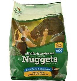 MP Bite Size Alfalfa & Molasses Nuggets 4lb
