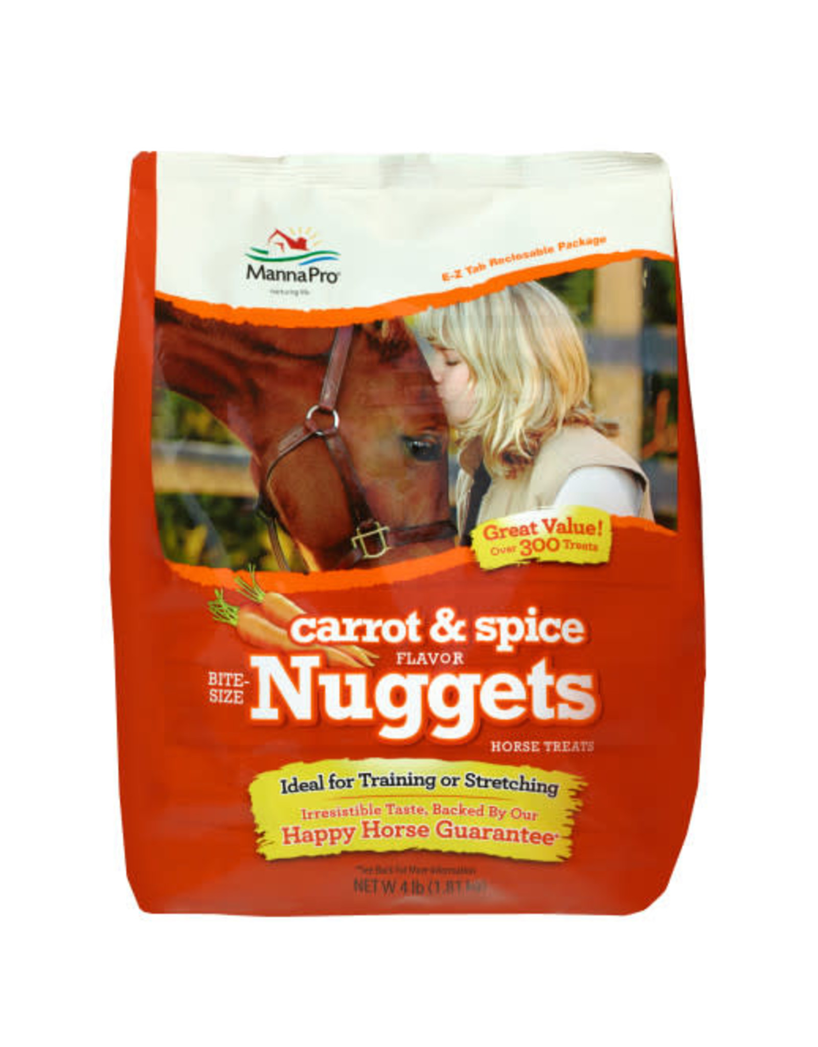 MP Bite Size carrot & spice Nuggets 4lb