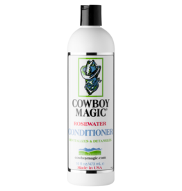 Cowboy Magic Rosewater Conditioner 16oz