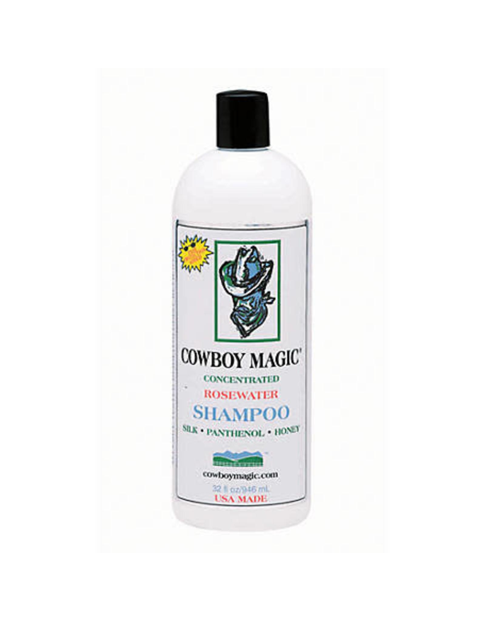 Cowboy Magic Cowboy Magic Rosewater Shampoo 32oz