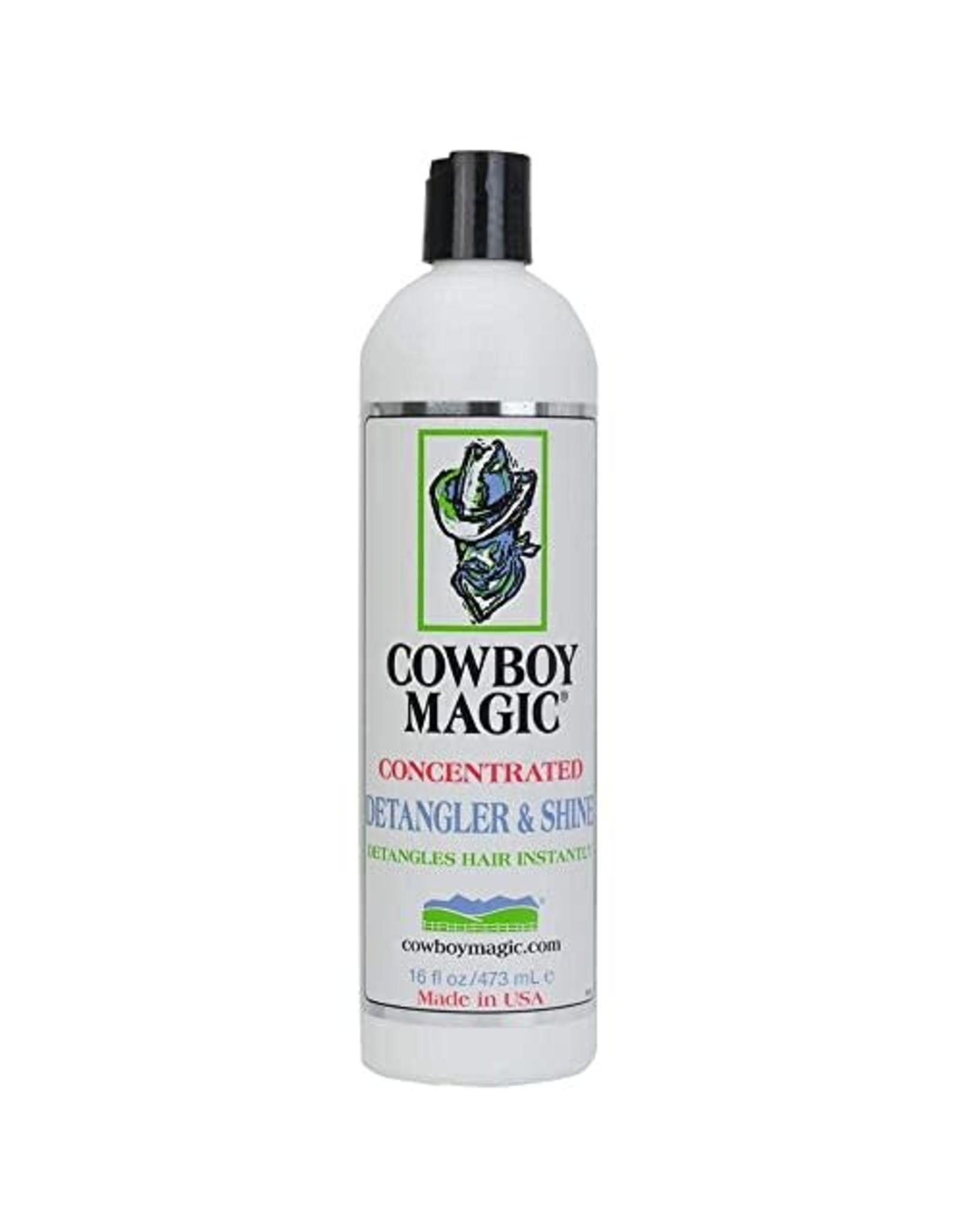 Cowboy Magic Promo Wrap