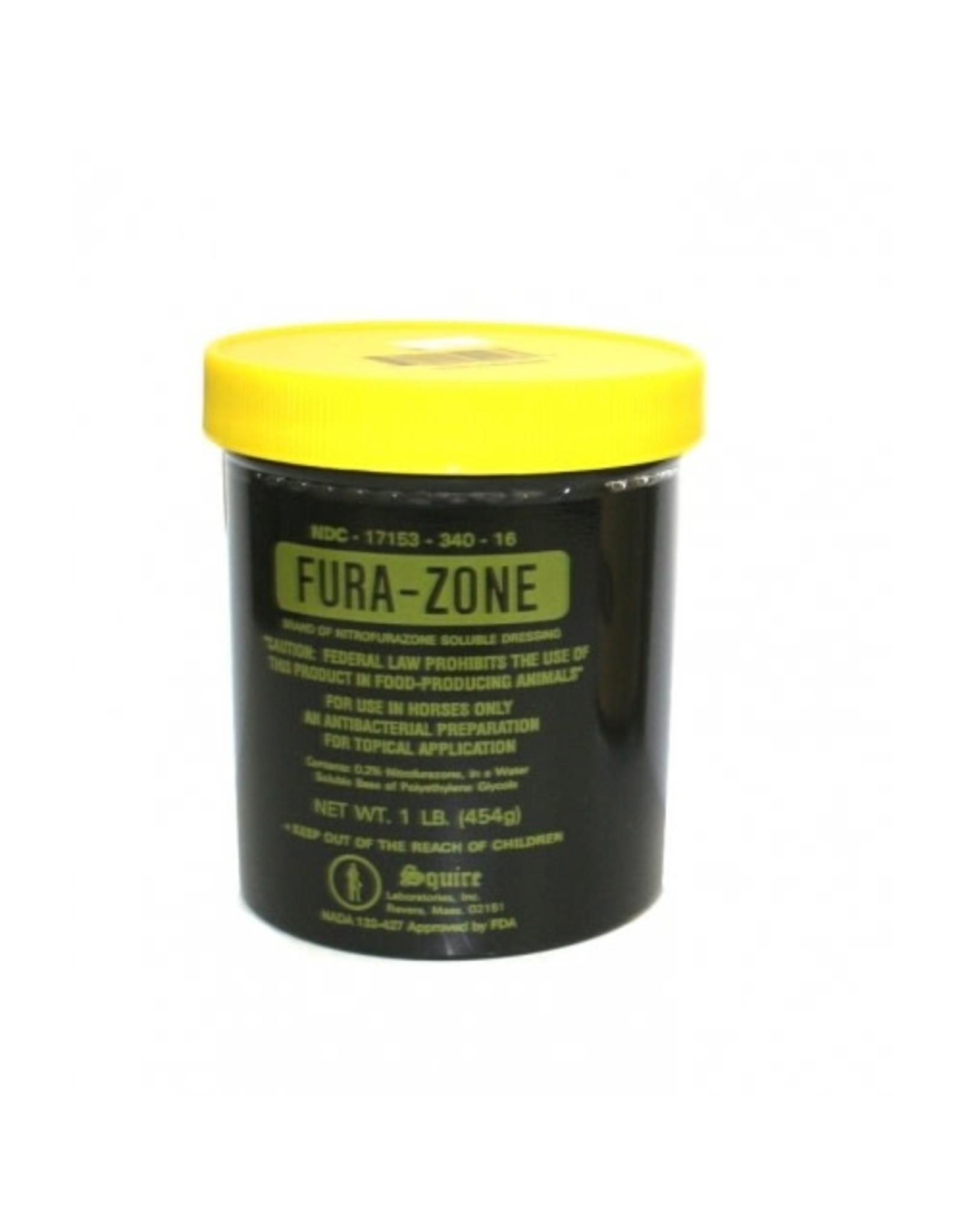 Fura-Zone 1lb. (Nitrofurazone Dressing)