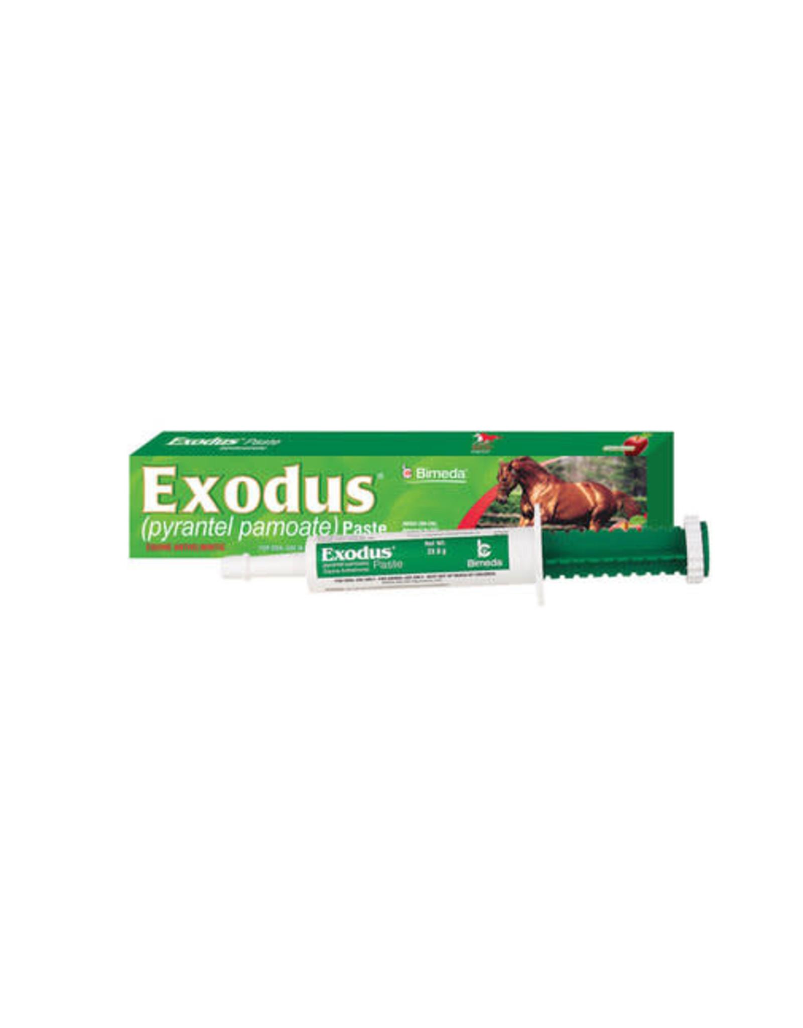 Exodus Pyrantel Pamoate Paste Wormer 23.6g