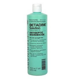 Betadine Solution 16oz