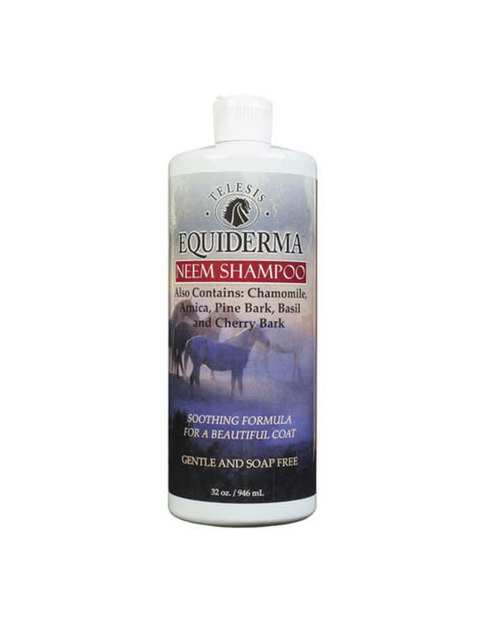 Equiderma Shampoo with Neem oil 32 oz