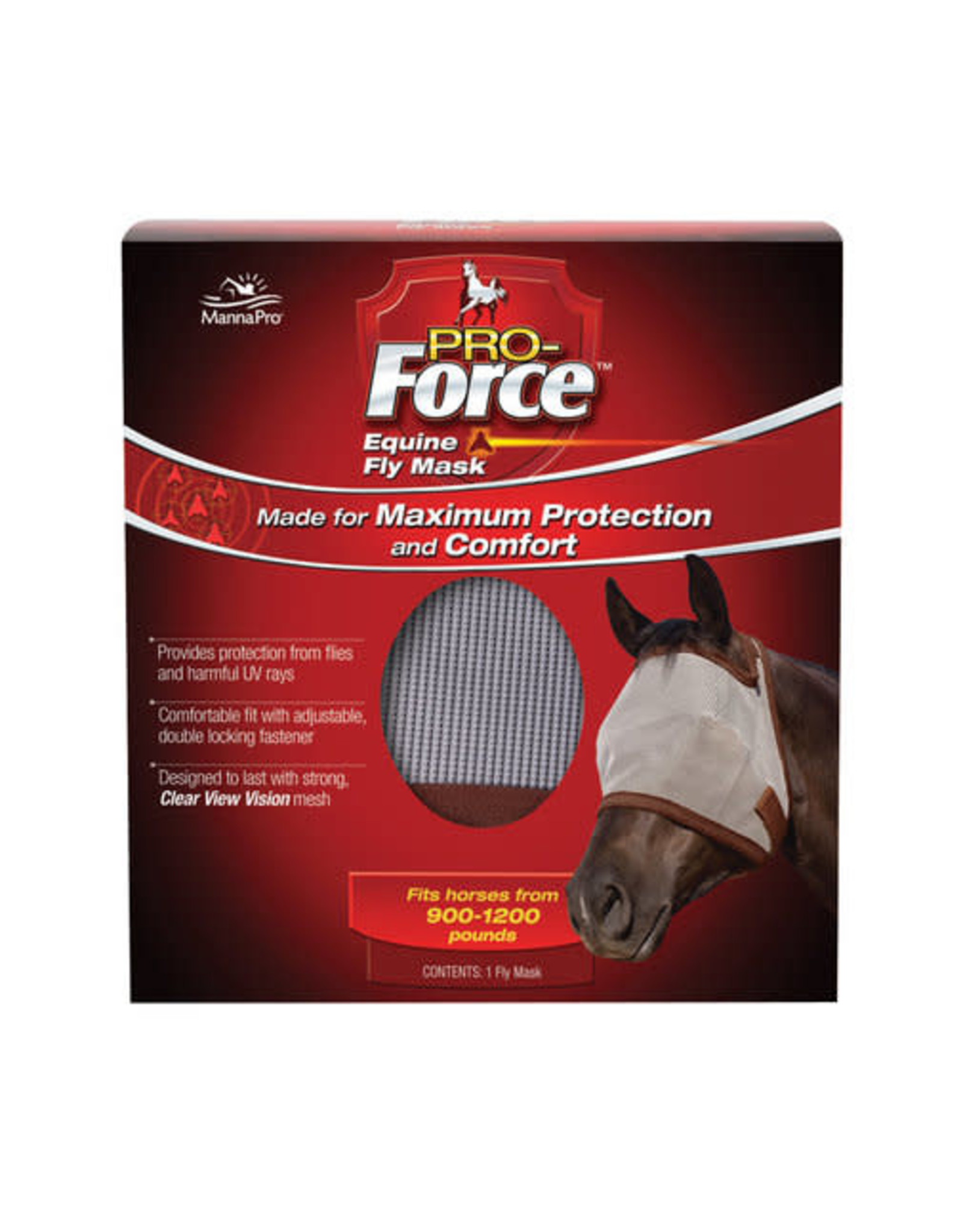 Pro Force Fly Mask