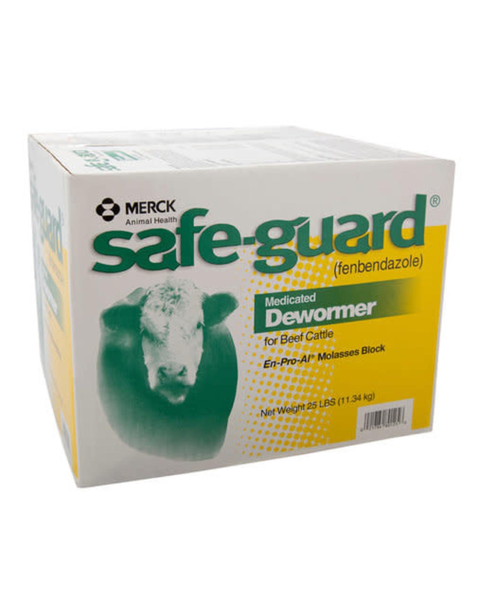 Safe-Guard Deworming Block