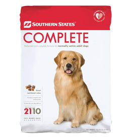 Southern States Complete Healthy Weight Adult Dog Food 21-10  50#