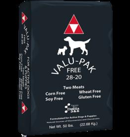 Value Pak Valu Pak Free 28/20 Black Bag 50lb