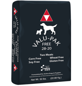 Value Pak Value Pak Free 28/20 Black Bag 50lb