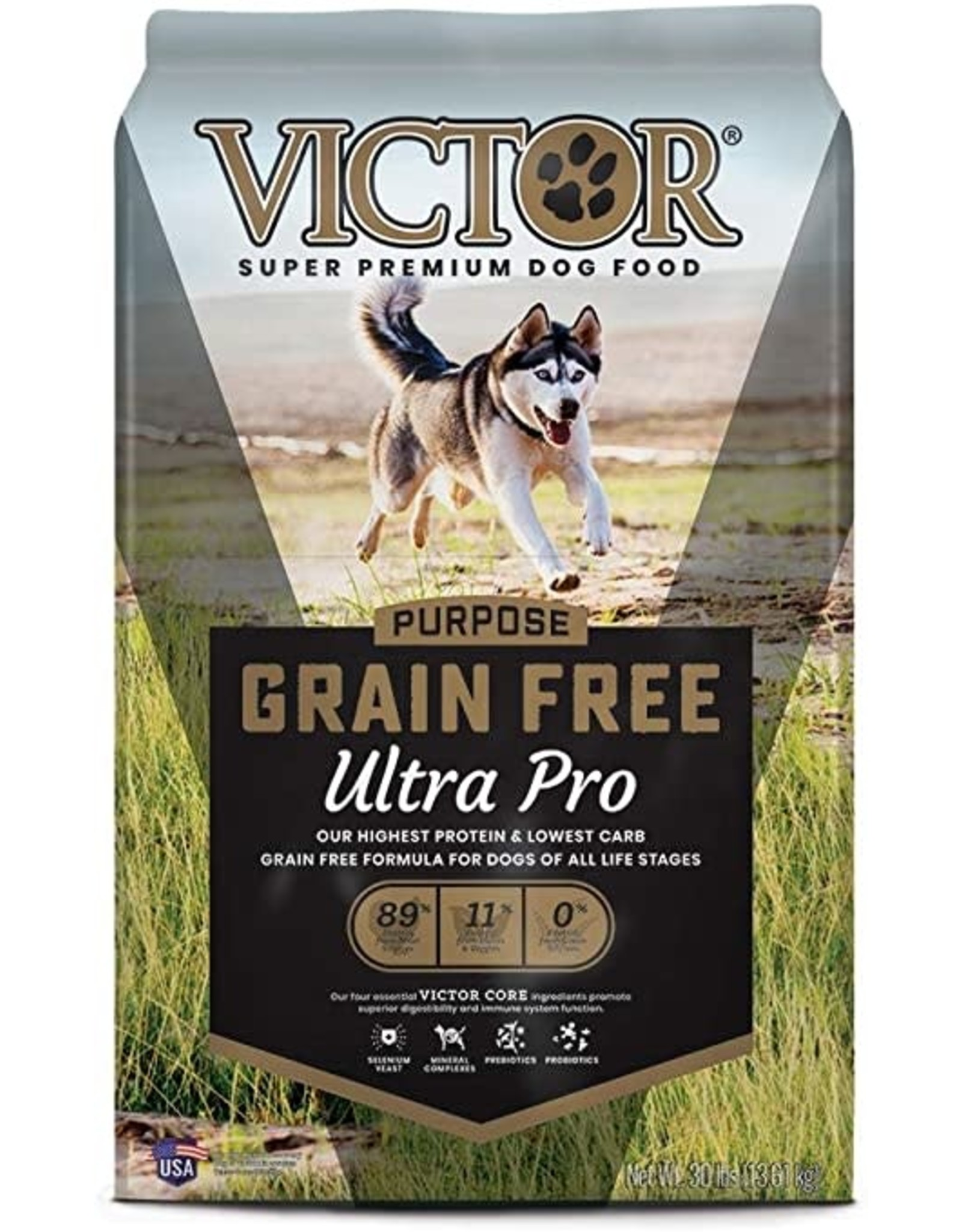 Victor Grain Free Ultra Pro