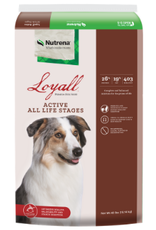 Loyall Active All Life Stages Dog Food 26-19 40lb