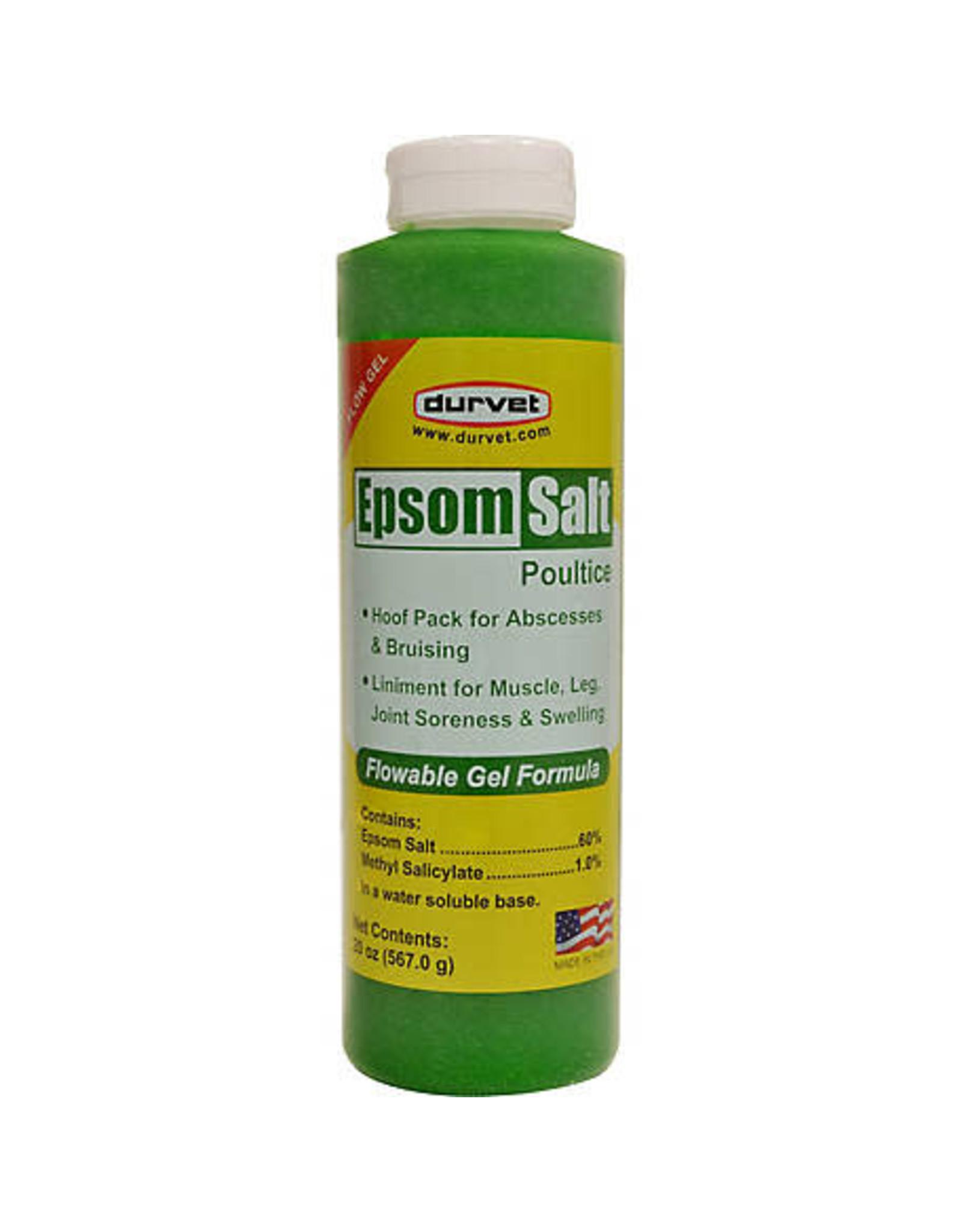 EPSOM SALT POULTICE GEL 20OZ
