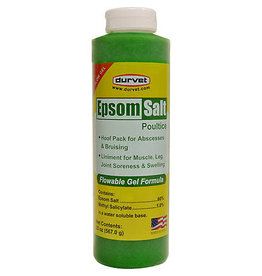 Epsom salt poultice gel 20OZ