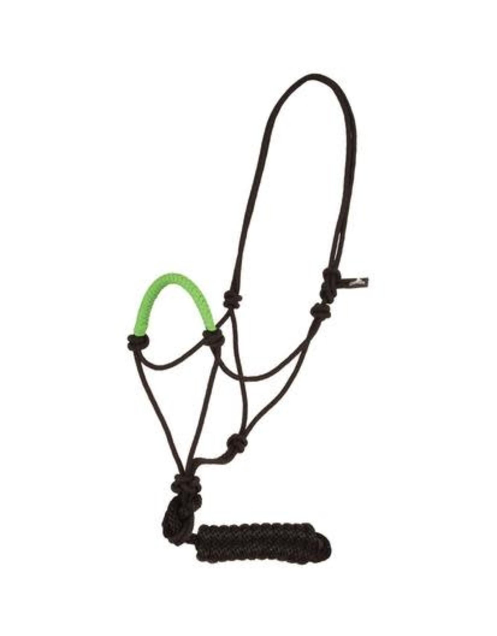 8011 Rope Halter, Braided Nose