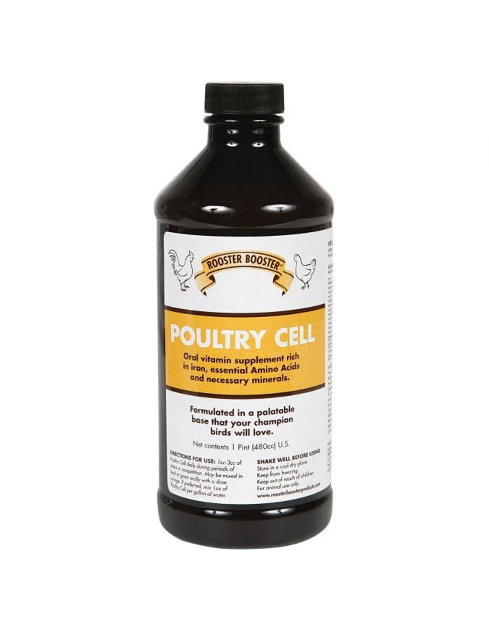 Rooster Booster Poultry Cell 16oz