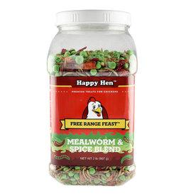 Free Range Feast Mealworm & Spice 2lb