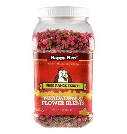Free Range Feast Mealworm & Flower 2lb