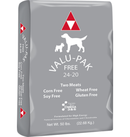 Value Pak Free 24/20 Gray Bag