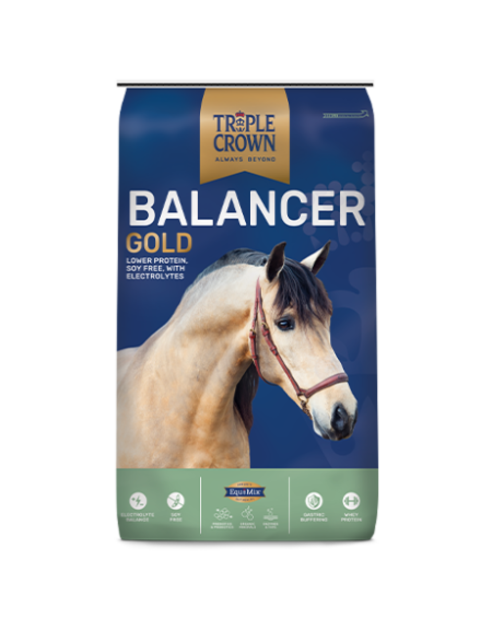 Triple Crown Triple Crown Balancer Gold 13.5/4.5/15