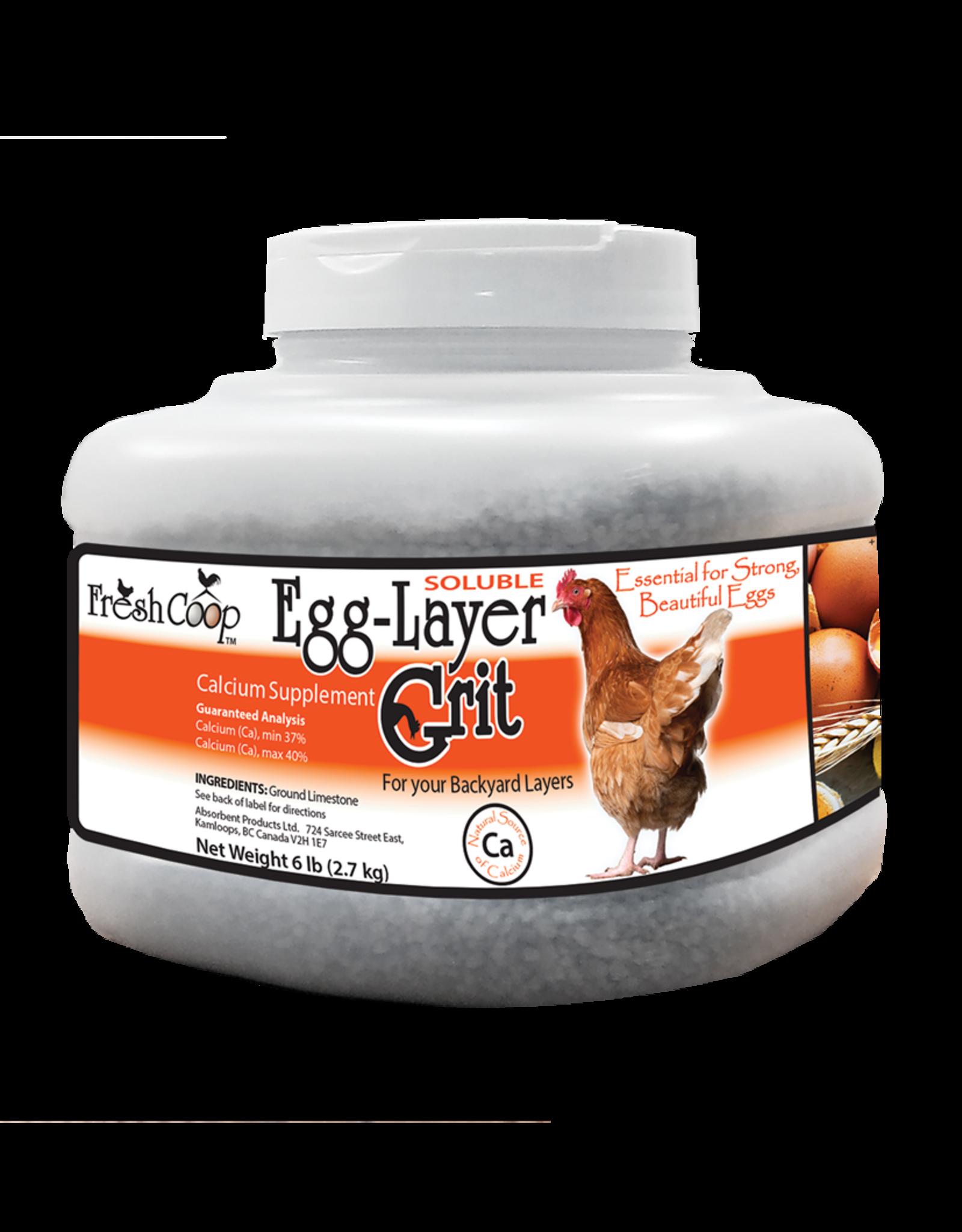 Egg Layer Grit Fresh Coop 6lbs