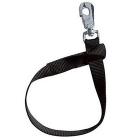 Bucket Strap For Hanging Buckets black