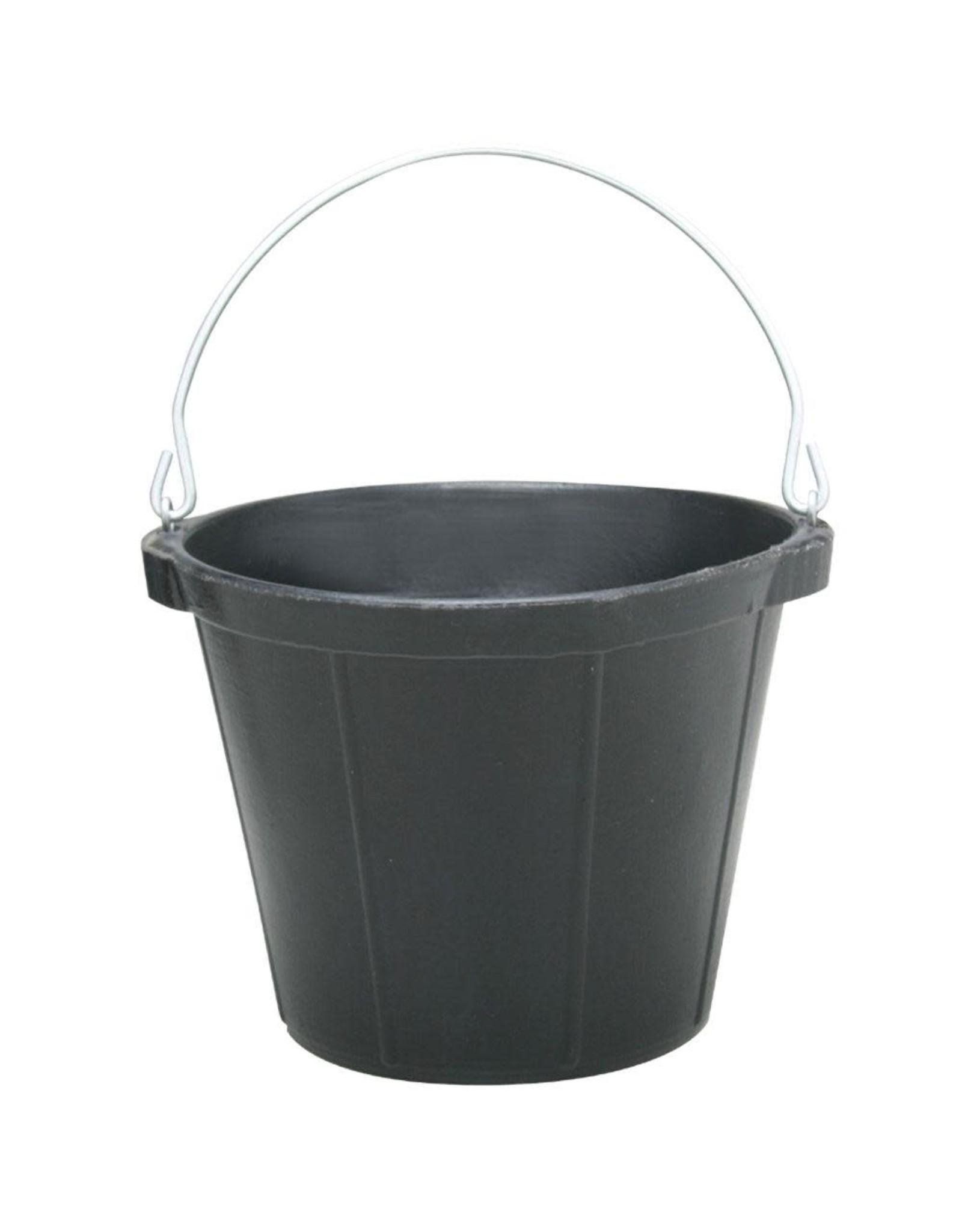 Rubber Bucket 10Qt