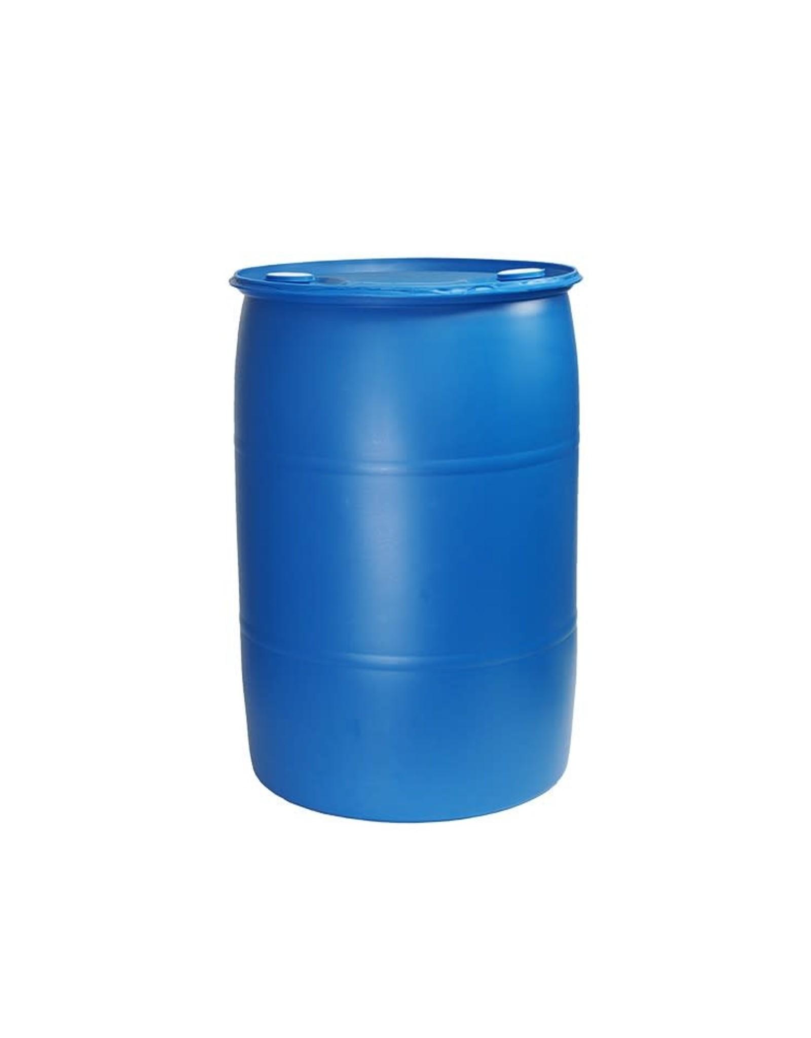 Affordable Barrels Plastic Barrel 55 Gallon