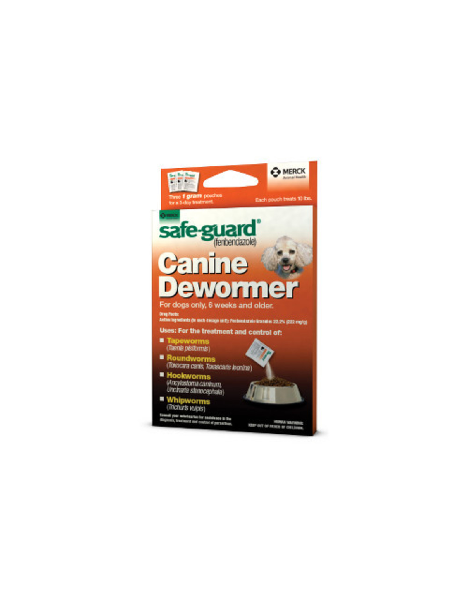 Safe-Guard Canine Dewormer 1gm